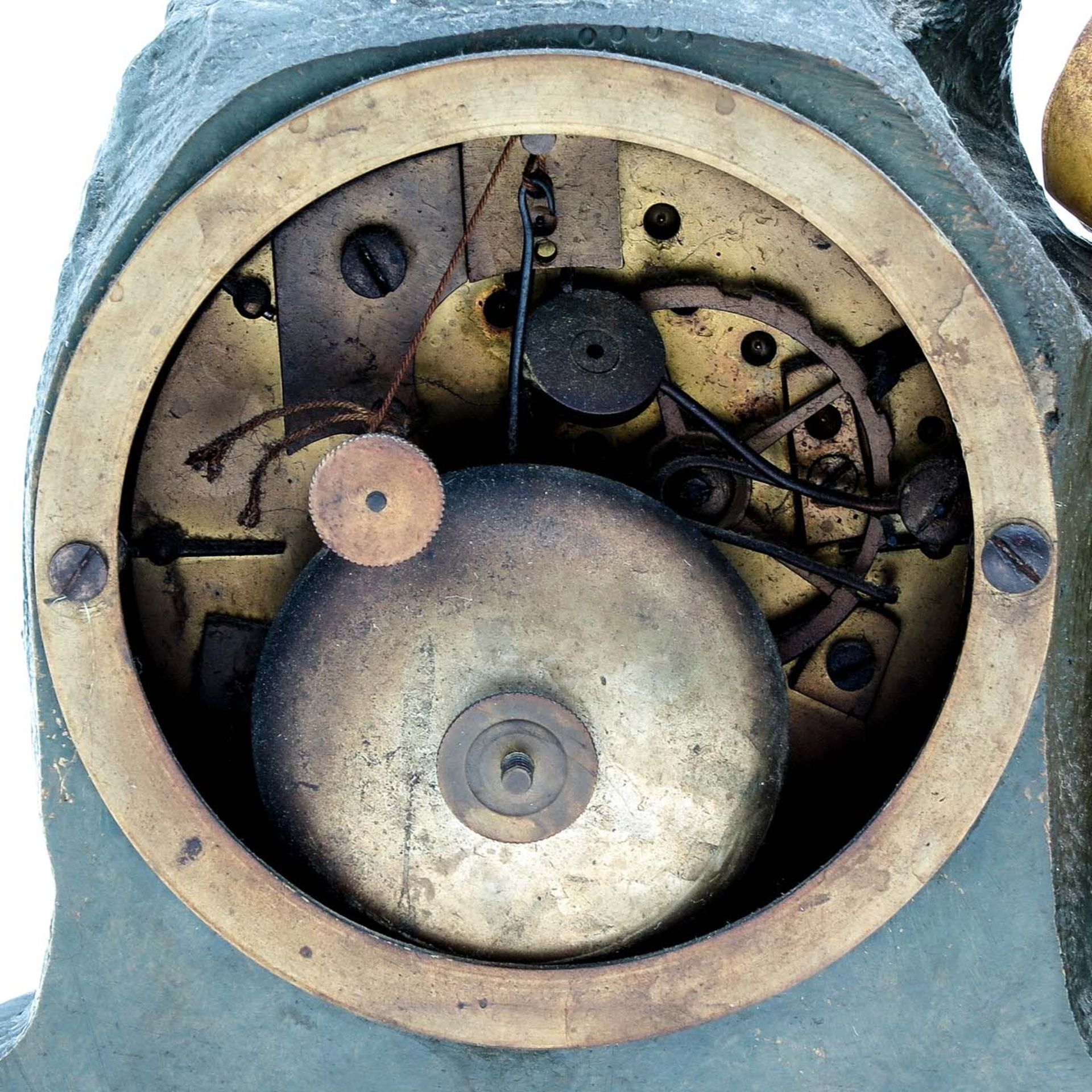 Los 1185 - A 19th Century French Pendulum
