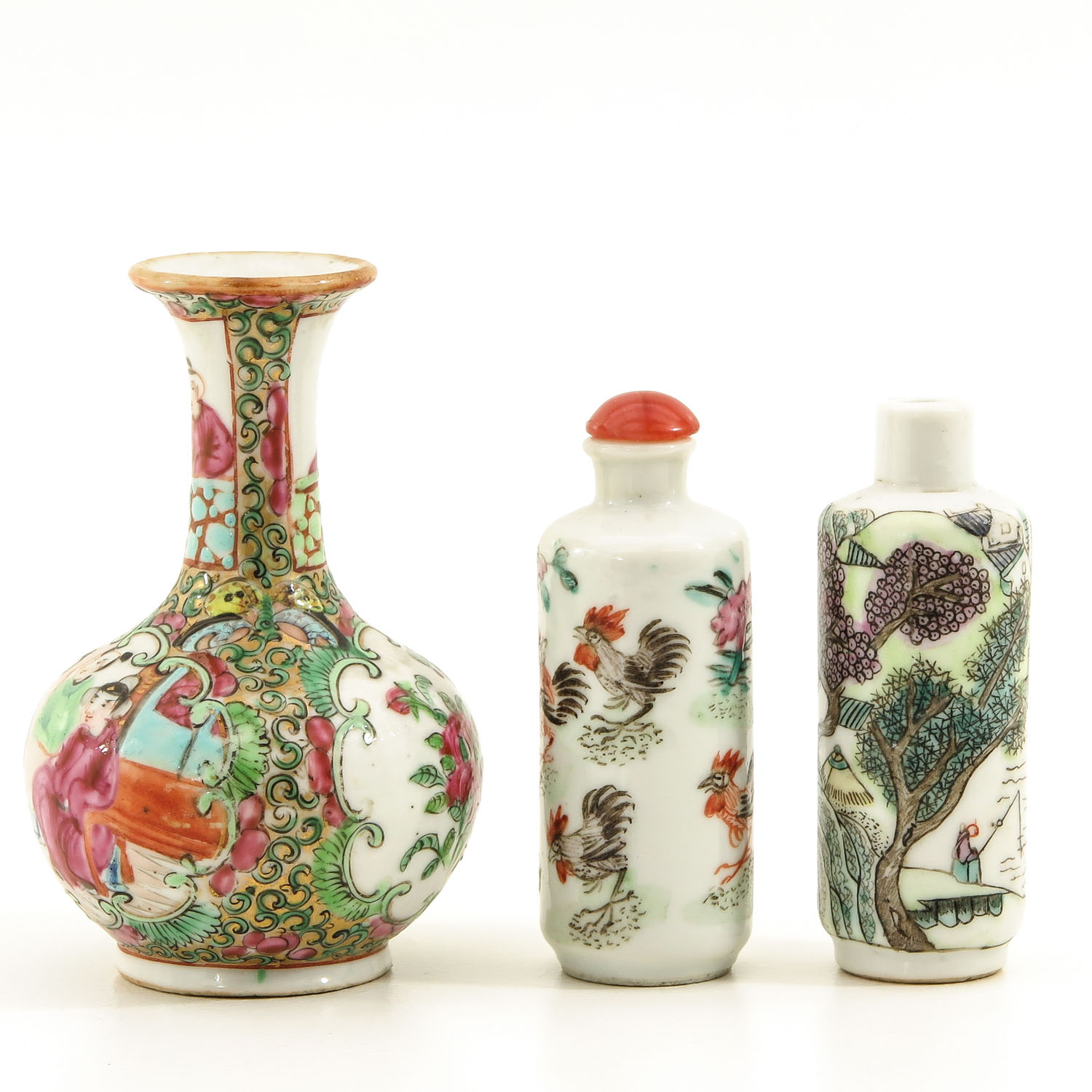 Lot 7027 - A Colleciton of Chinese Porcelain