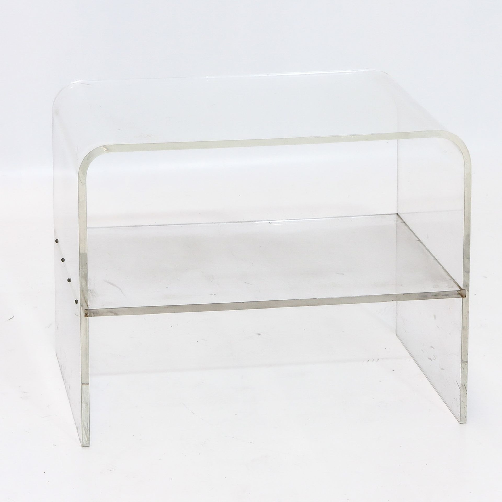 Los 1171 - A 1970s Plexiglass Coffee table