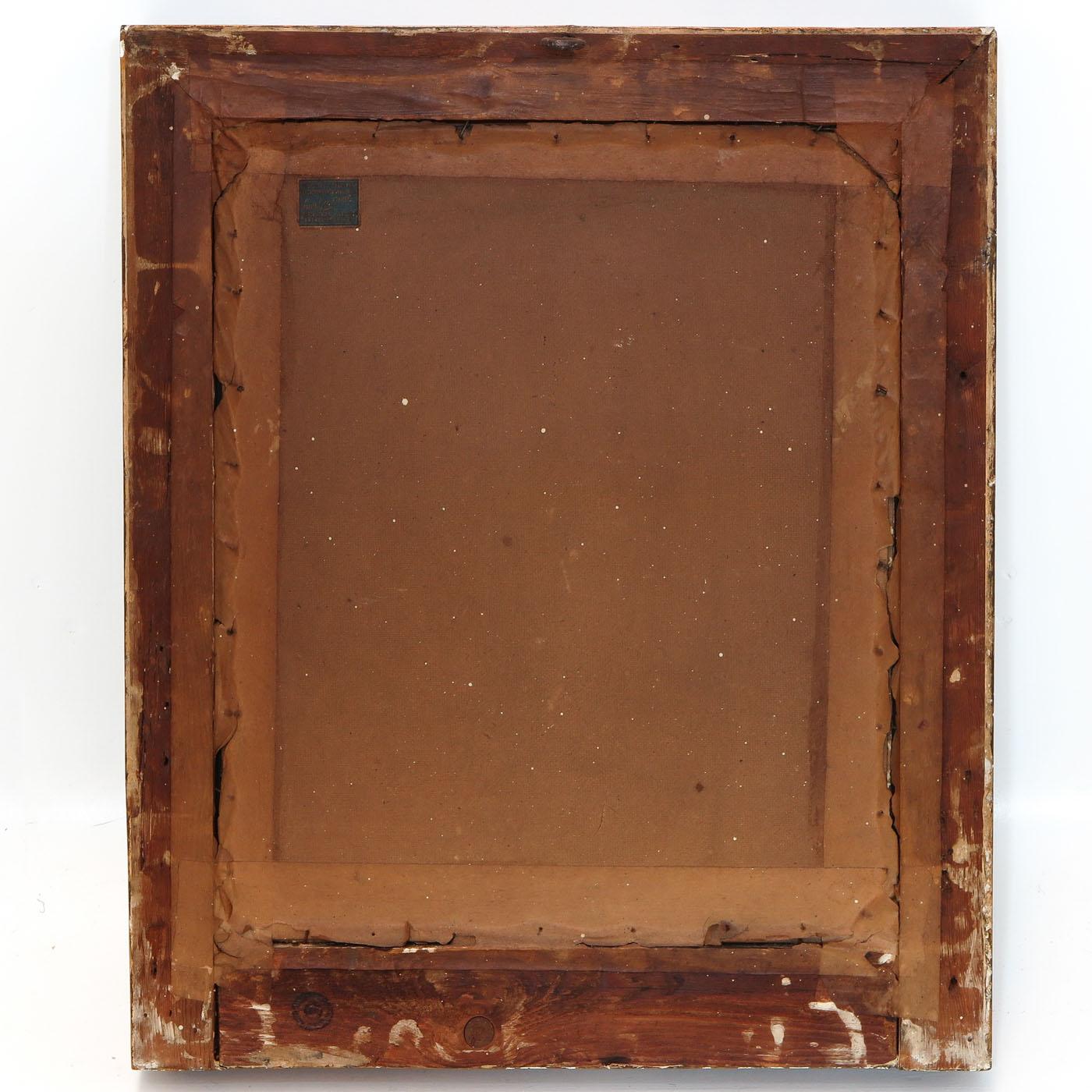 Lot 1179 - A Religious Framed Work