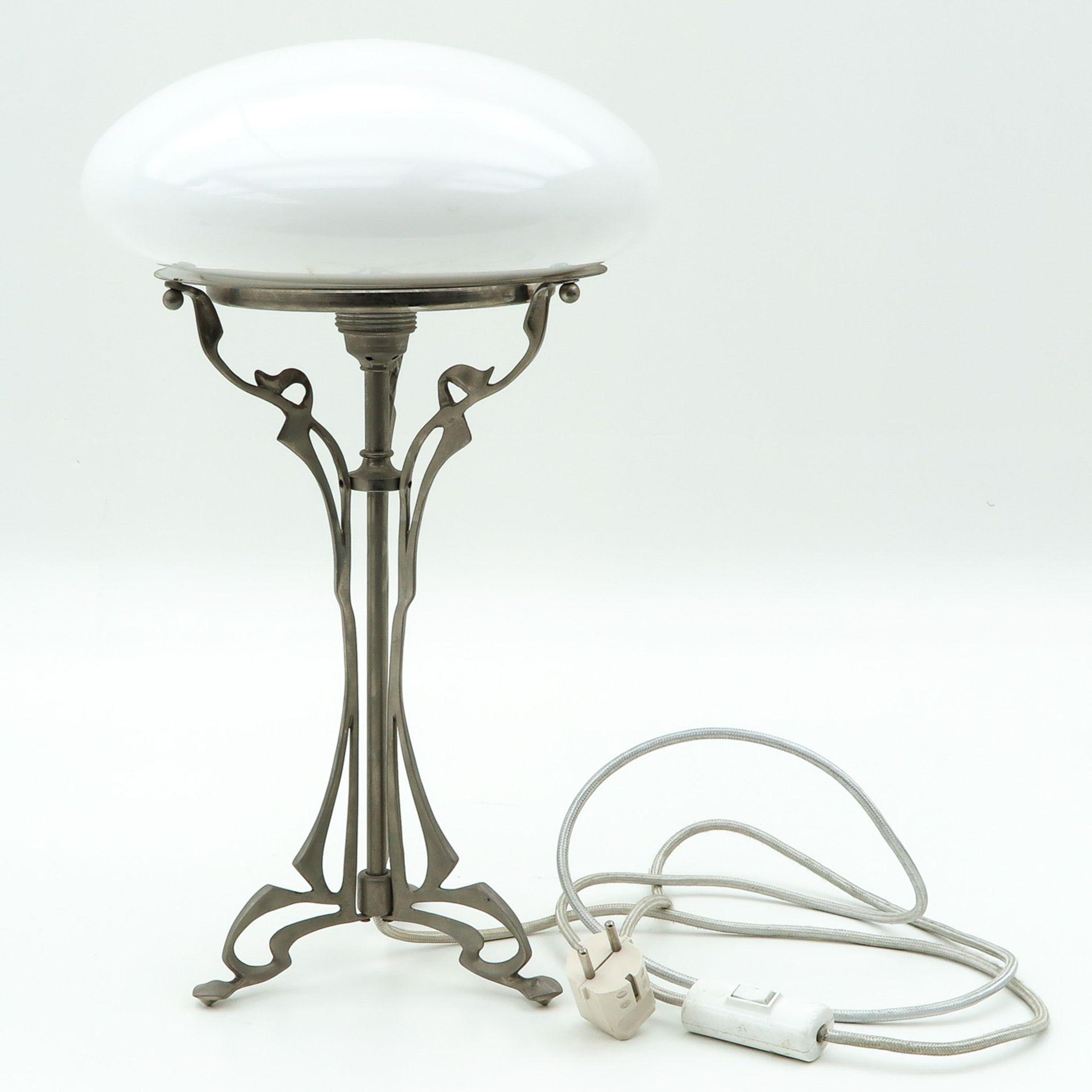 Los 1005 - Art Deco Desk lamp