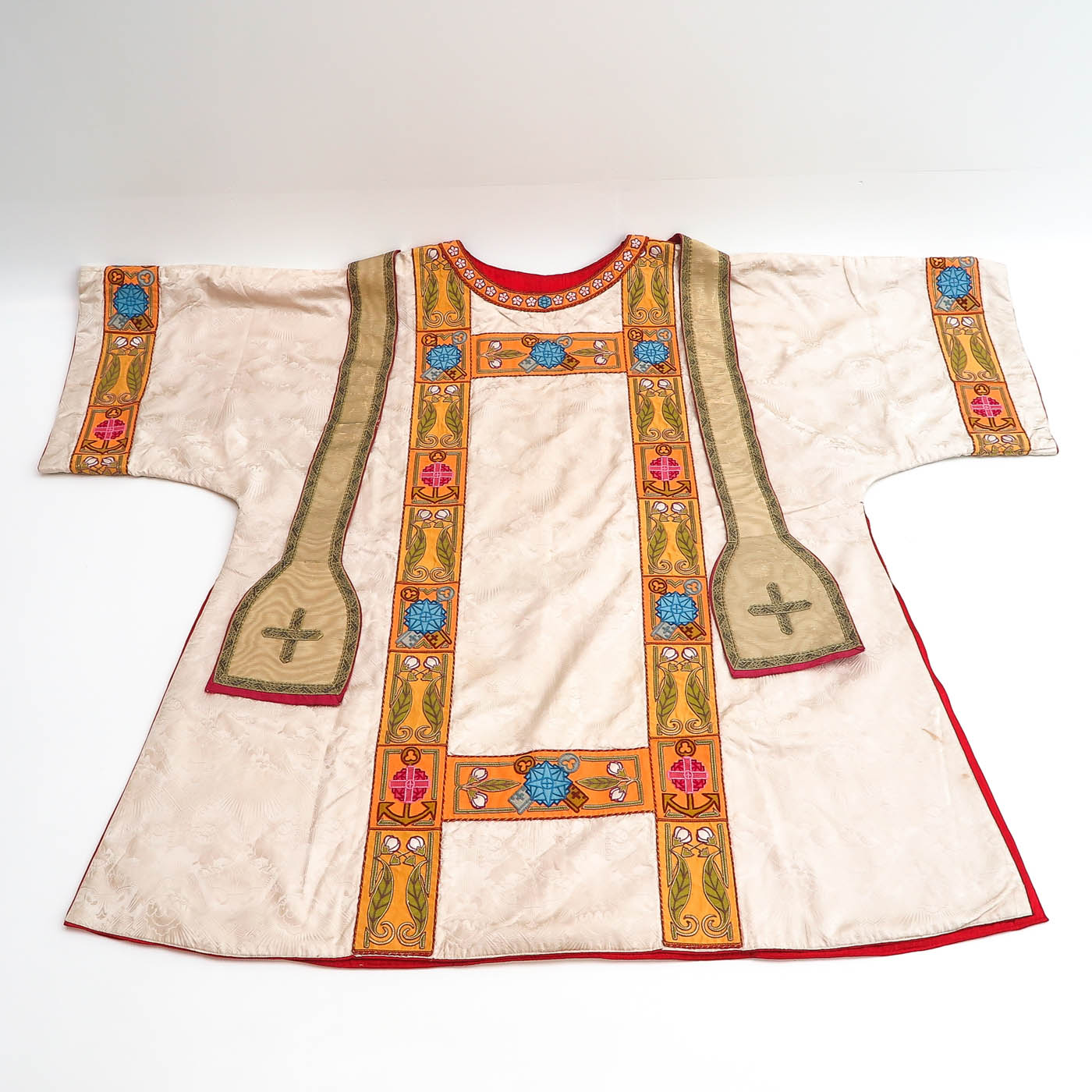 Lot 1259 - A Nice Collection of Religious Vestments and Scarves