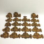 19th Century Copper Shields