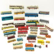 A Collection of Vintage Toys