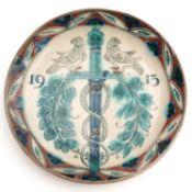 A Porceleyne Fles Dish 1913