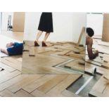 "Jemima Stehli (b. 1961)UntitledC-printFrom the serie ""Studio Double"", 200560x76 cm 15.00 % buyer's"
