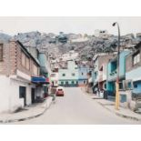 """Thomas Struth (b. 1974)""""Passage de 27 Setiembre Lima/Peru""""C-PrintSigned, dated 2003 and numbered 5/"""