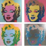 Andy Warhol (1928-1987), d'après <