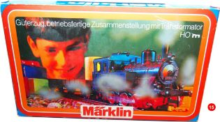 MARKLIN - Allemagne - métal - HO (1)