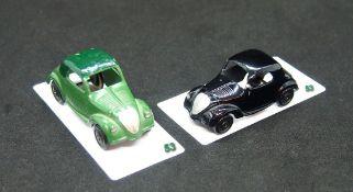 DINKY-TOYS & MANOU-Le Mans - France - métal - 1/43e (2)
