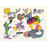 Niki de Saint Phalle (Neuilly-sur-Seine 1930 – 2002 San Diego)
