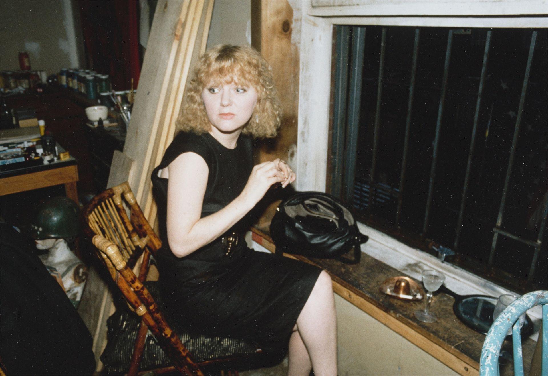Nan Goldin (Washington D.C. 1953 – lebt in New York und Paris)