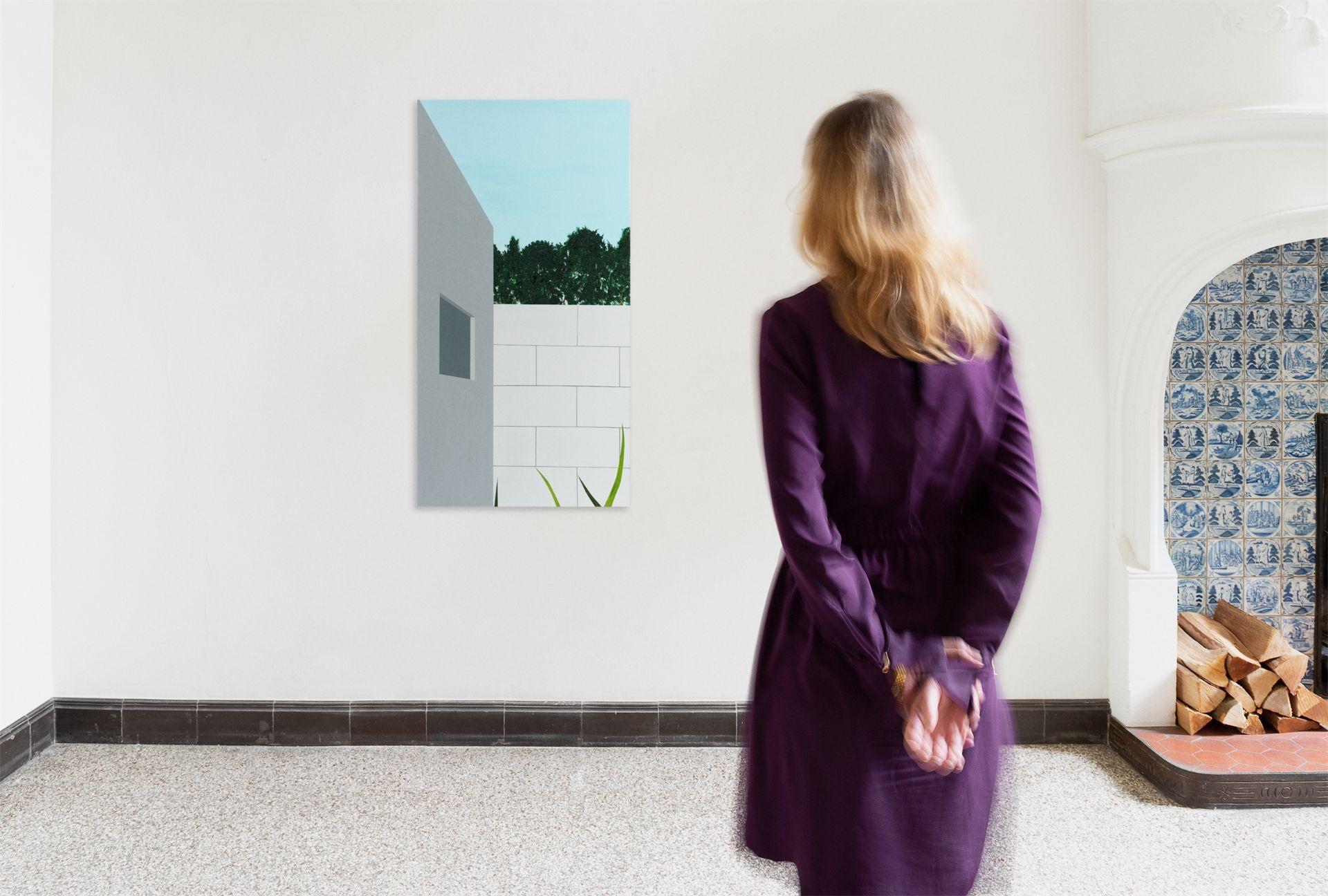 Sven Drühl (Nassau (Lahn) 1968 – lebt in Berlin) - Bild 3 aus 3