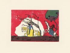 Wassily Kandinsky (Moskau 1866 – 1944 Neuilly)