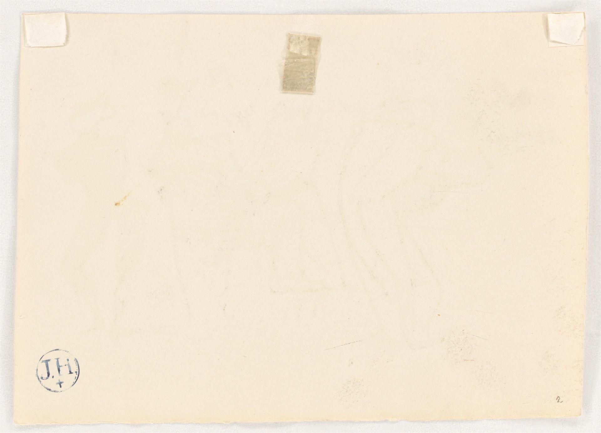 Josef Hegenbarth (Böhmisch-Kamnitz 1884 – 1962 Dresden) - Bild 3 aus 3