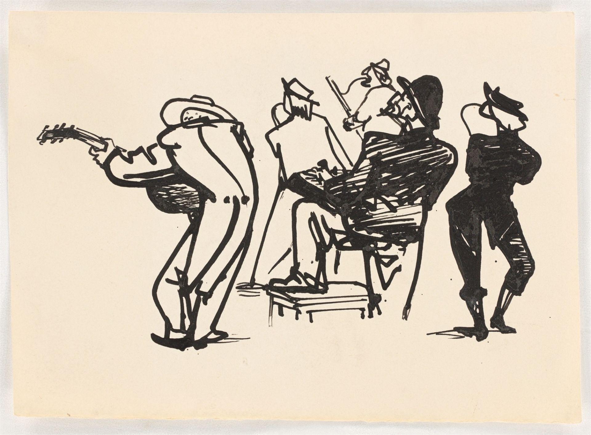 Josef Hegenbarth (Böhmisch-Kamnitz 1884 – 1962 Dresden) - Bild 2 aus 3
