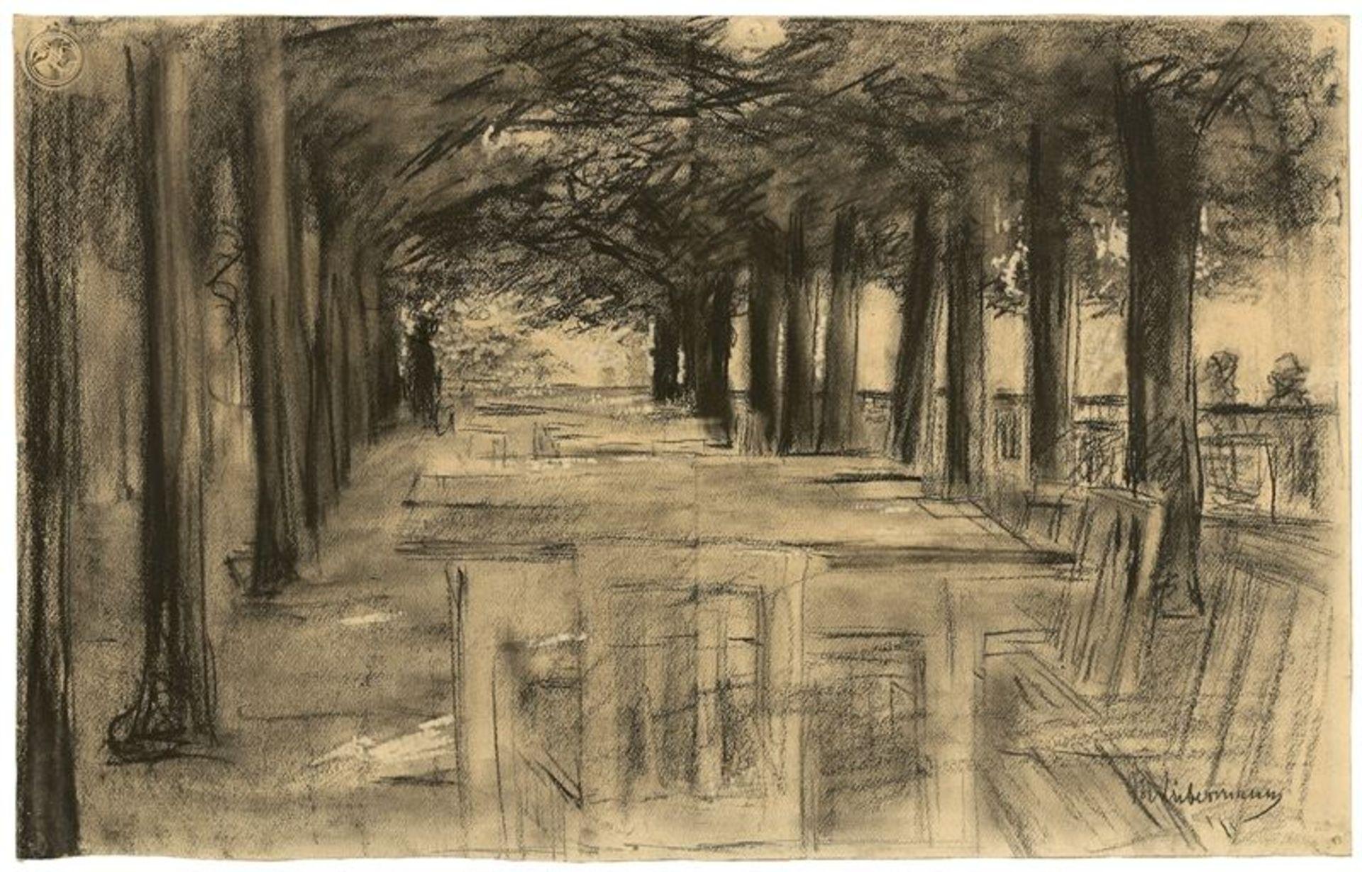 Los 113 - Max Liebermann (1847 – Berlin – 1935)