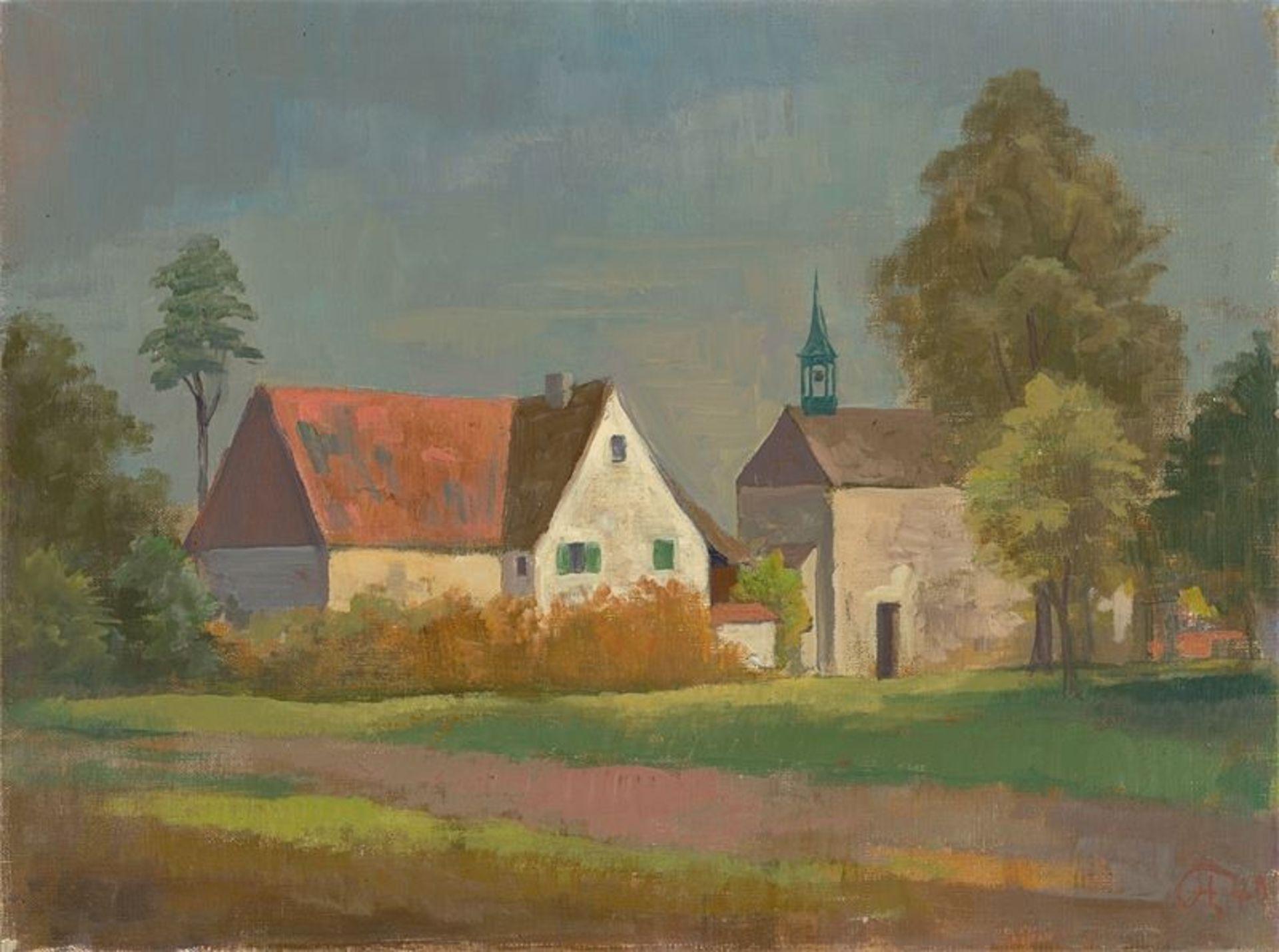 Karl Hofer (Karlsruhe 1878 – 1955 Berlin)