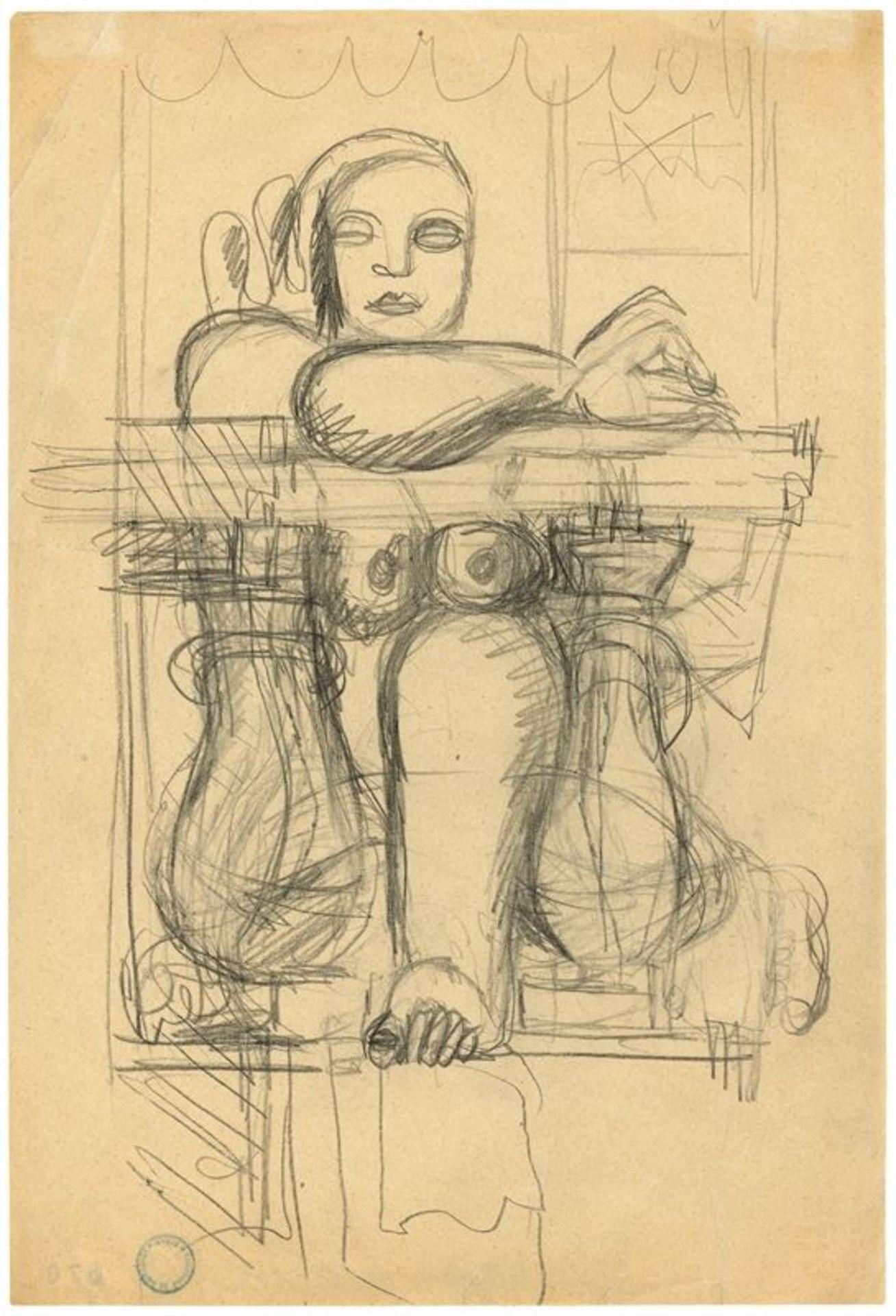 Le Corbusier (La Chaux-de-Fonds 1887 – 1965 Cap Martin)