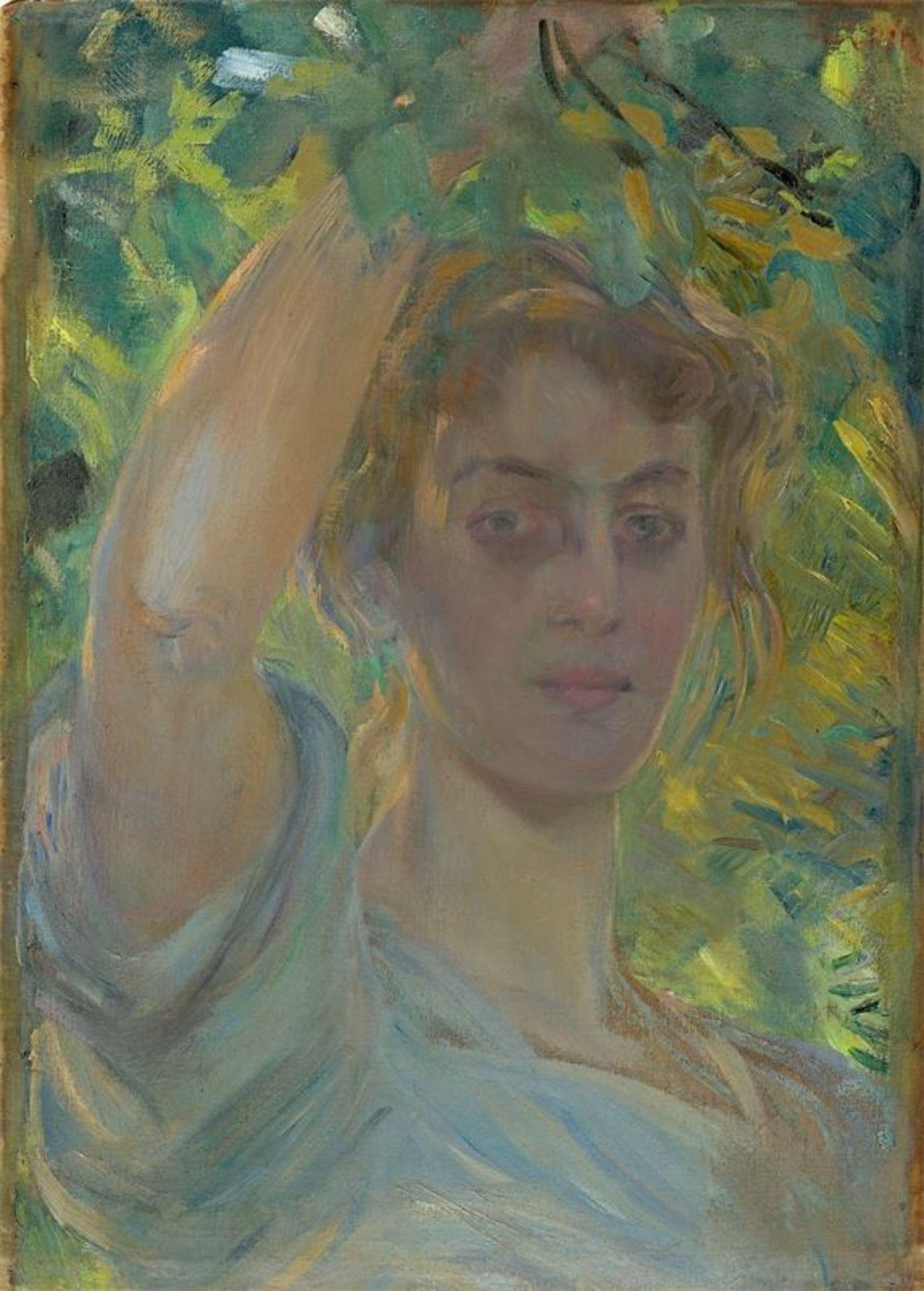 Los 103 - Dora Hitz (Altdorf b. Nürnberg 1856 – 1924 Berlin)