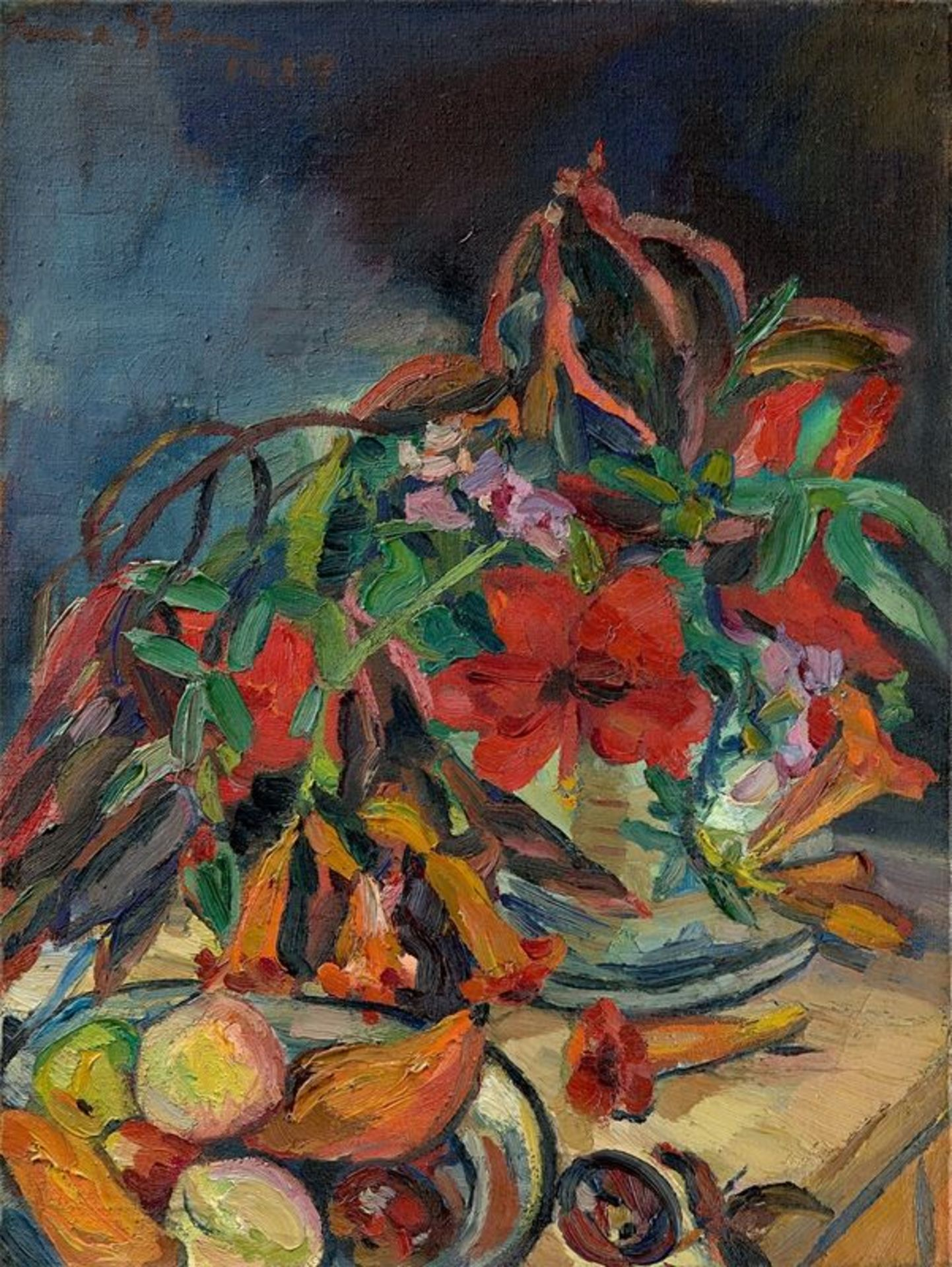 Los 207 - Irma Stern (Schweizer-Reneke (Südafrika) 1894 – 1966 Kapstadt)