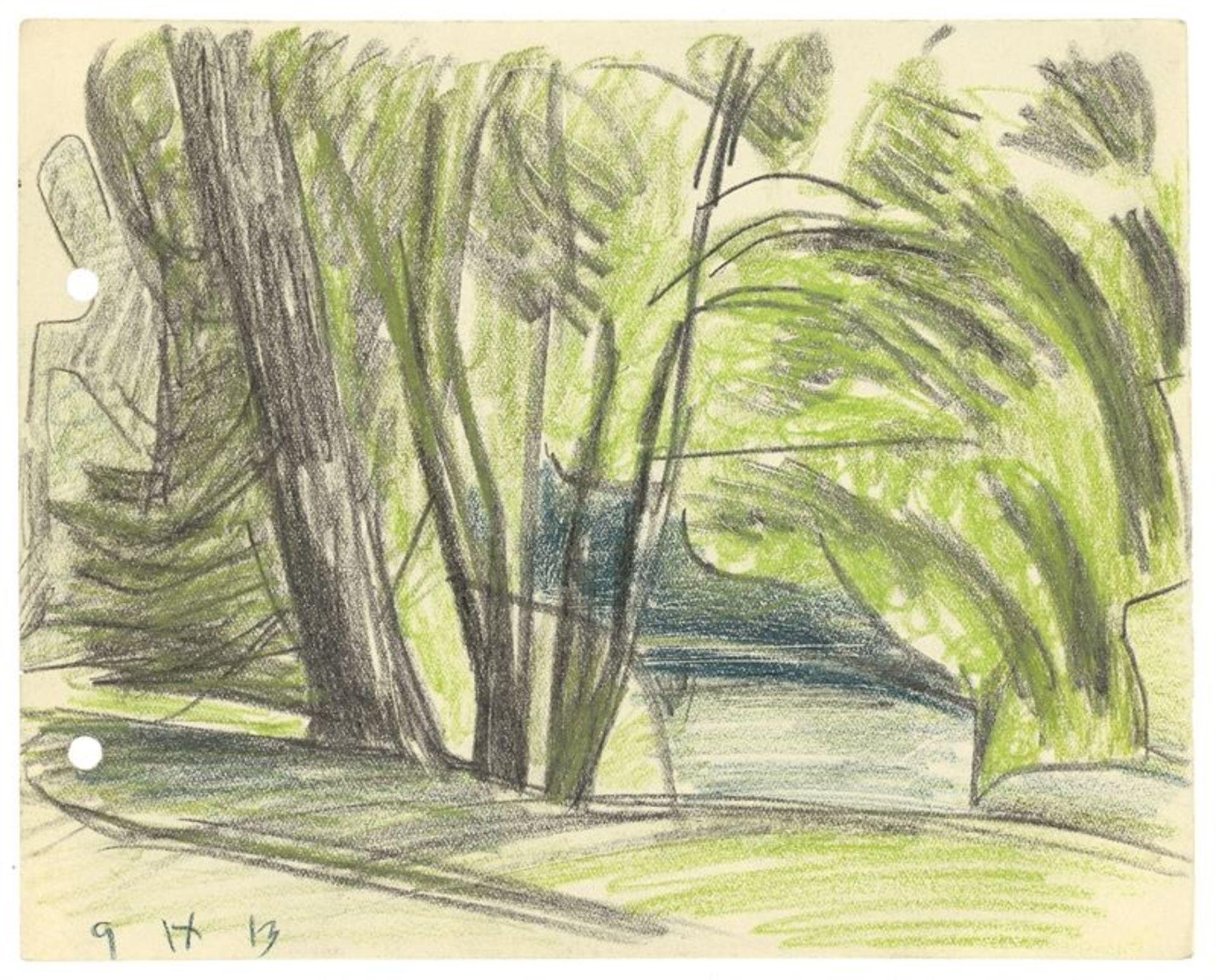 Los 160 - Lyonel Feininger (1871 – New York – 1956)