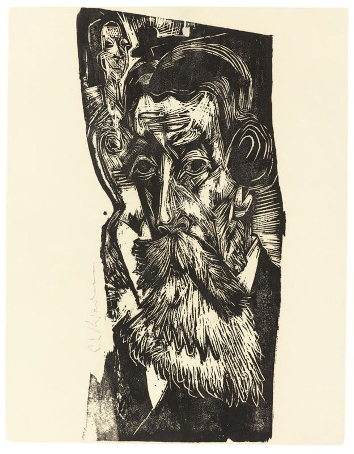 Los 143 - Ernst Ludwig Kirchner (Aschaffenburg 1880 – 1938 Davos)