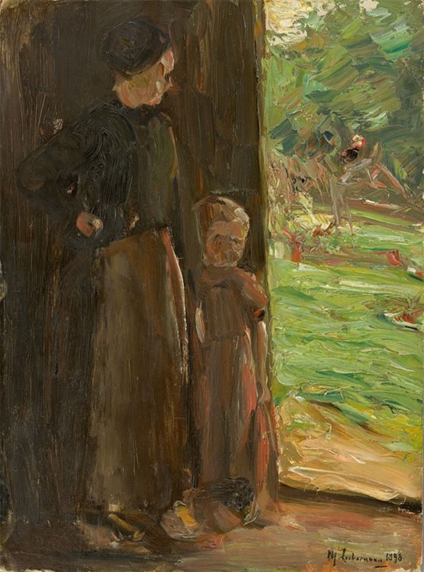 Los 118 - Max Liebermann (1847 – Berlin – 1935)