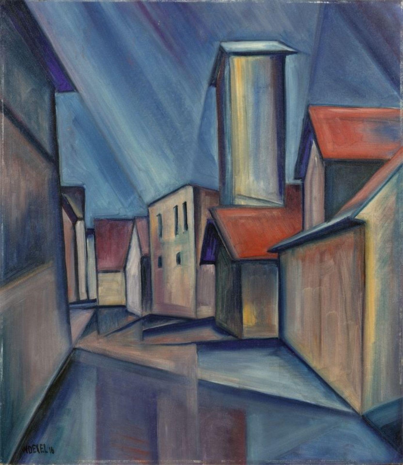 Los 185a - Walter Dexel (München 1890 – 1973 Braunschweig)