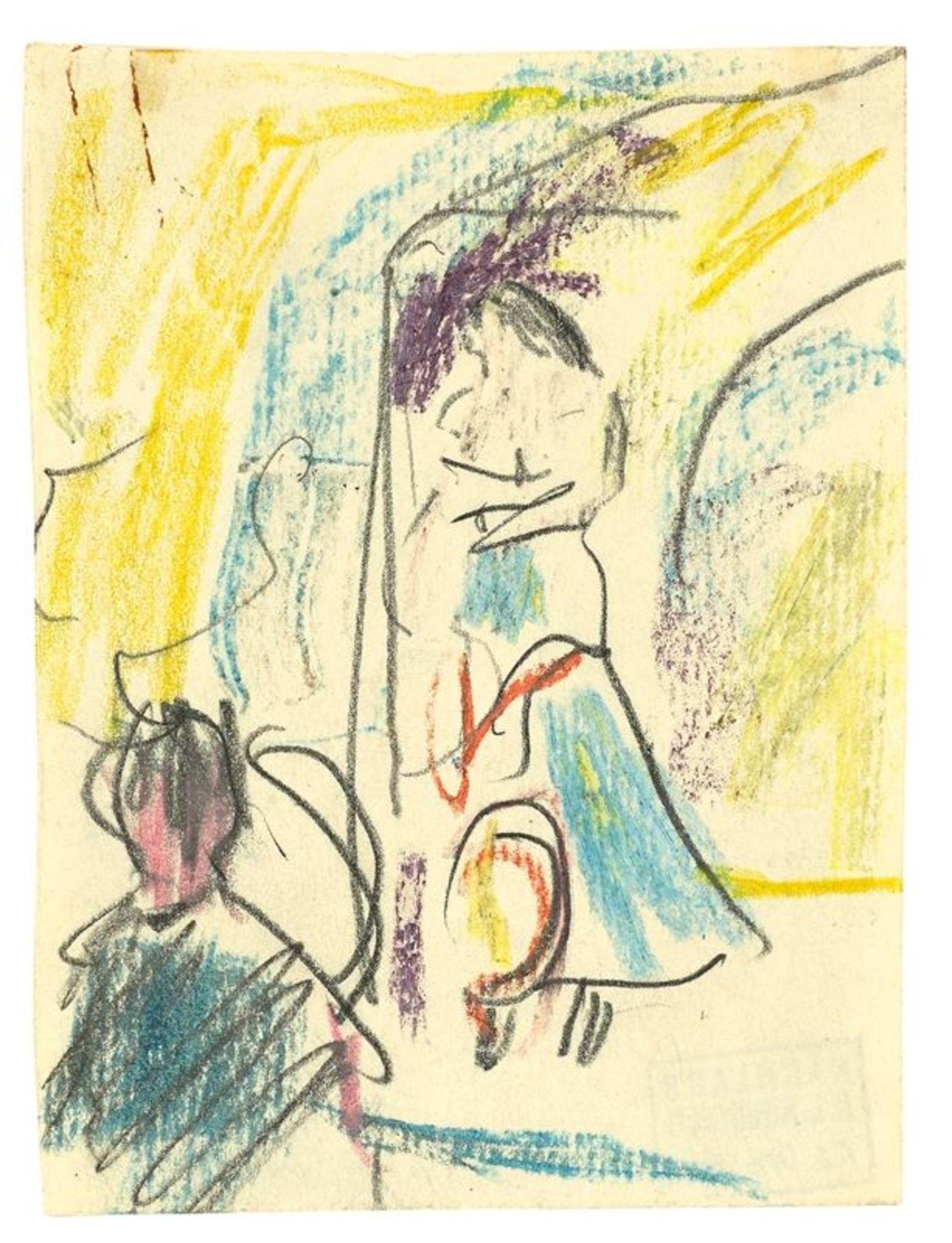 Los 134 - Ernst Ludwig Kirchner (Aschaffenburg 1880 – 1938 Davos)
