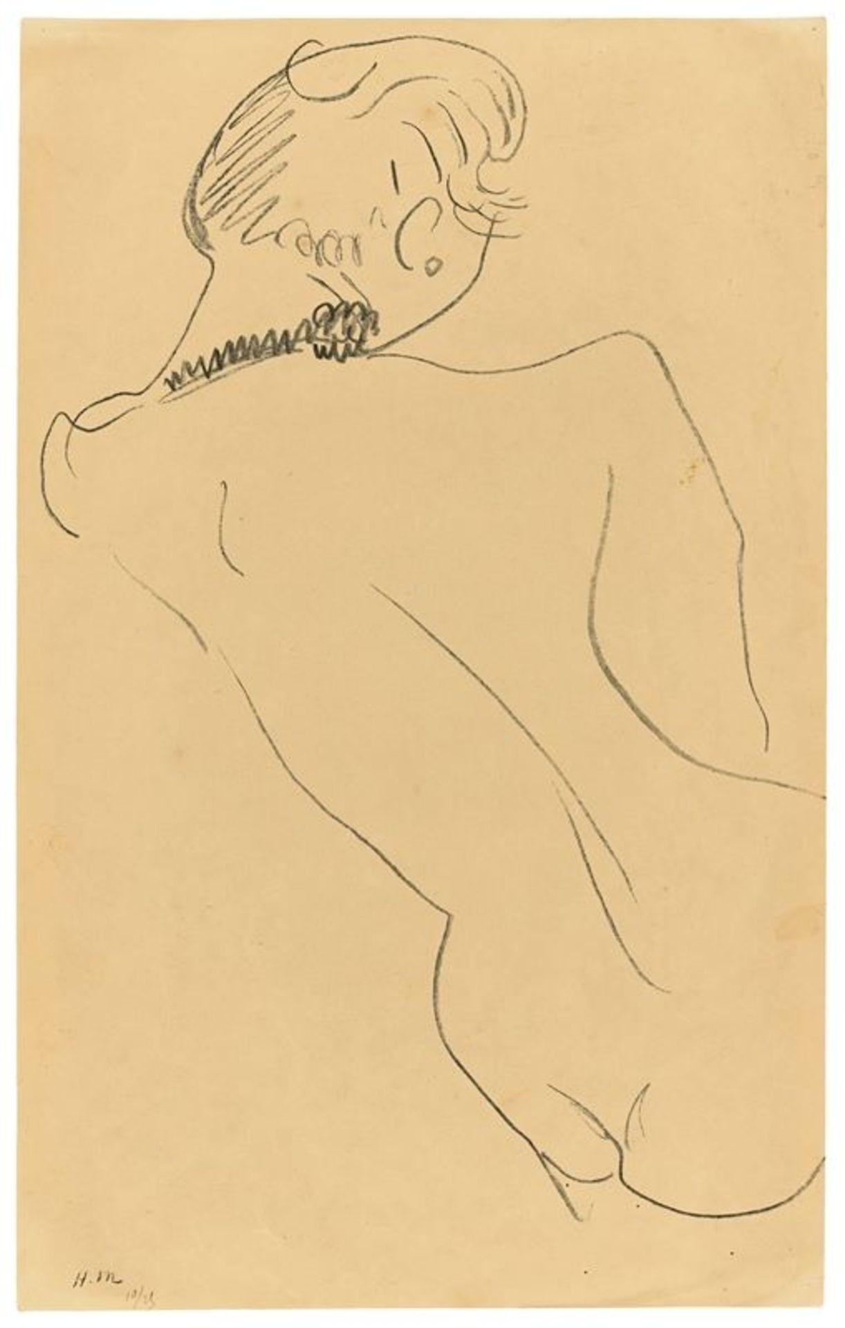 Los 127 - Henri Matisse (Le Cateau-Cambrésis 1869 – 1954 Nizza)