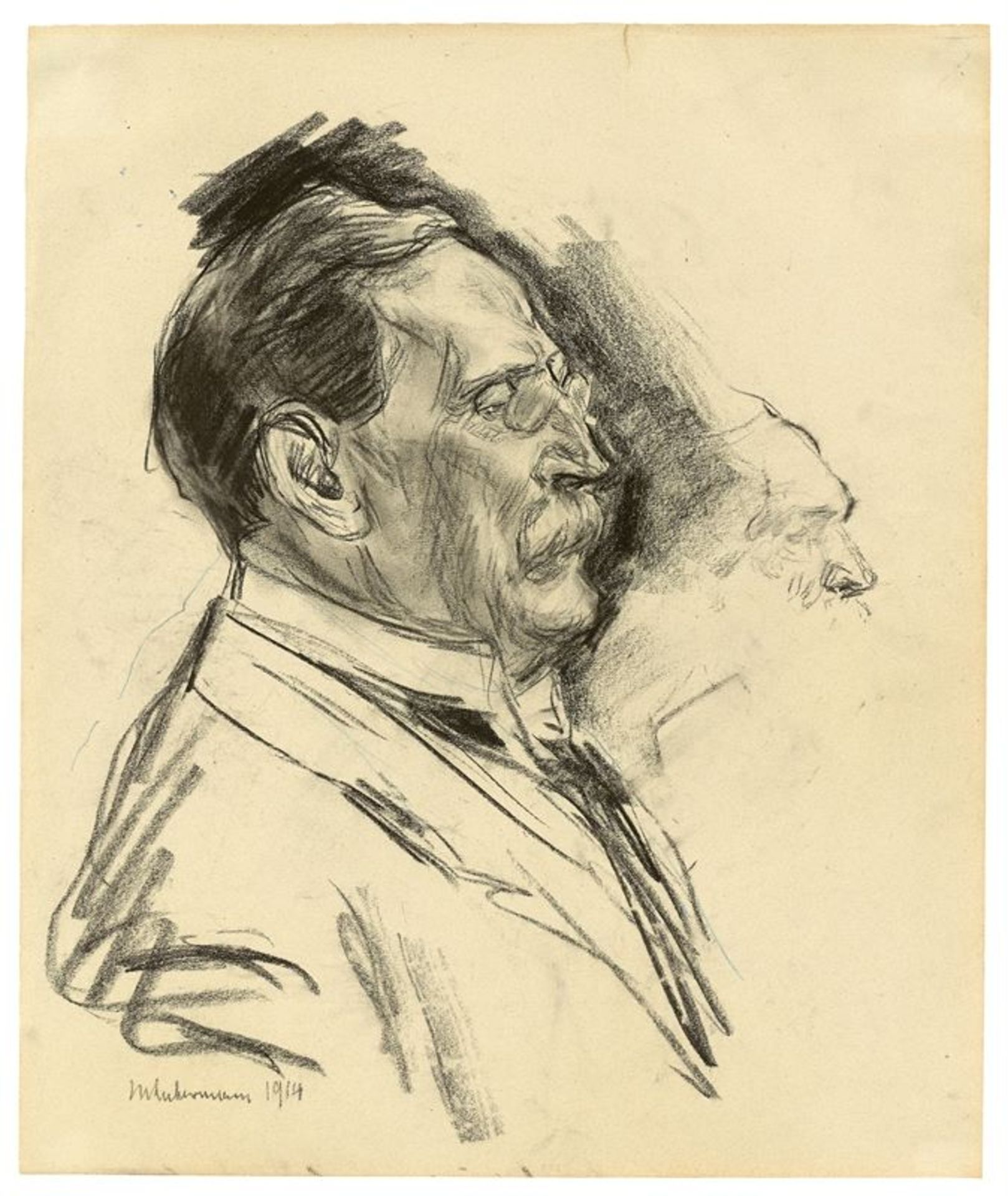 Los 115 - Max Liebermann (1847 – Berlin – 1935)