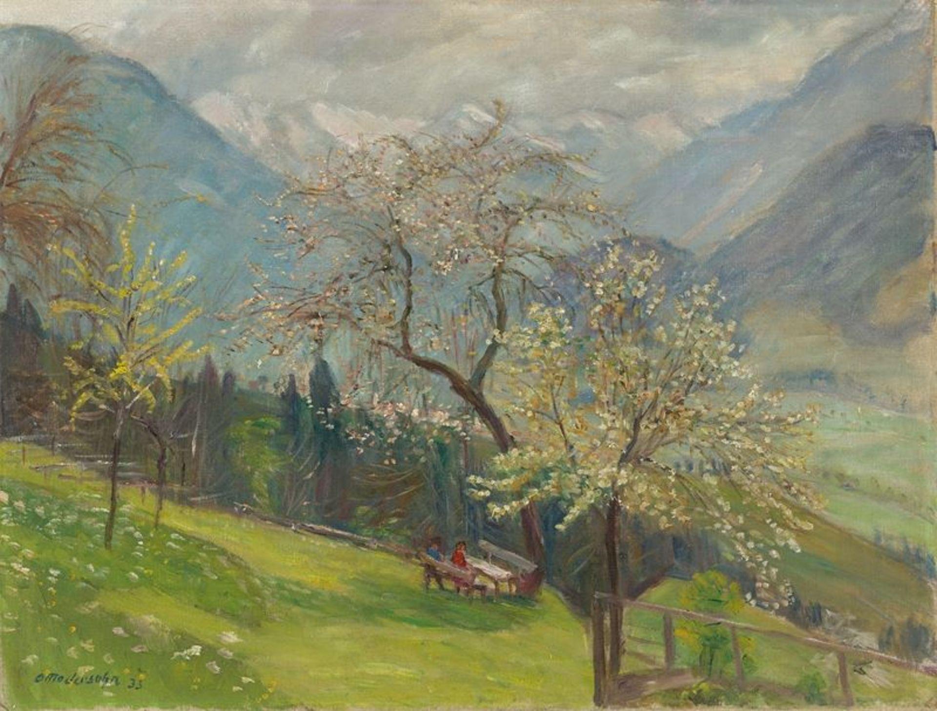 Los 125 - Otto Modersohn (Soest 1865 – 1943 Rotenburg (Wümme))