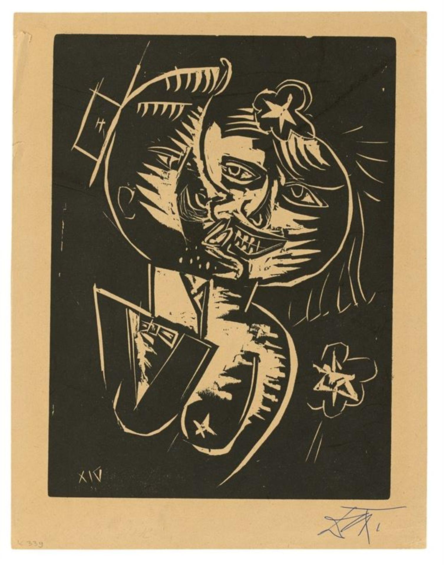 Los 175 - Otto Dix (Gera-Untermhaus 1891 – 1969 Singen)