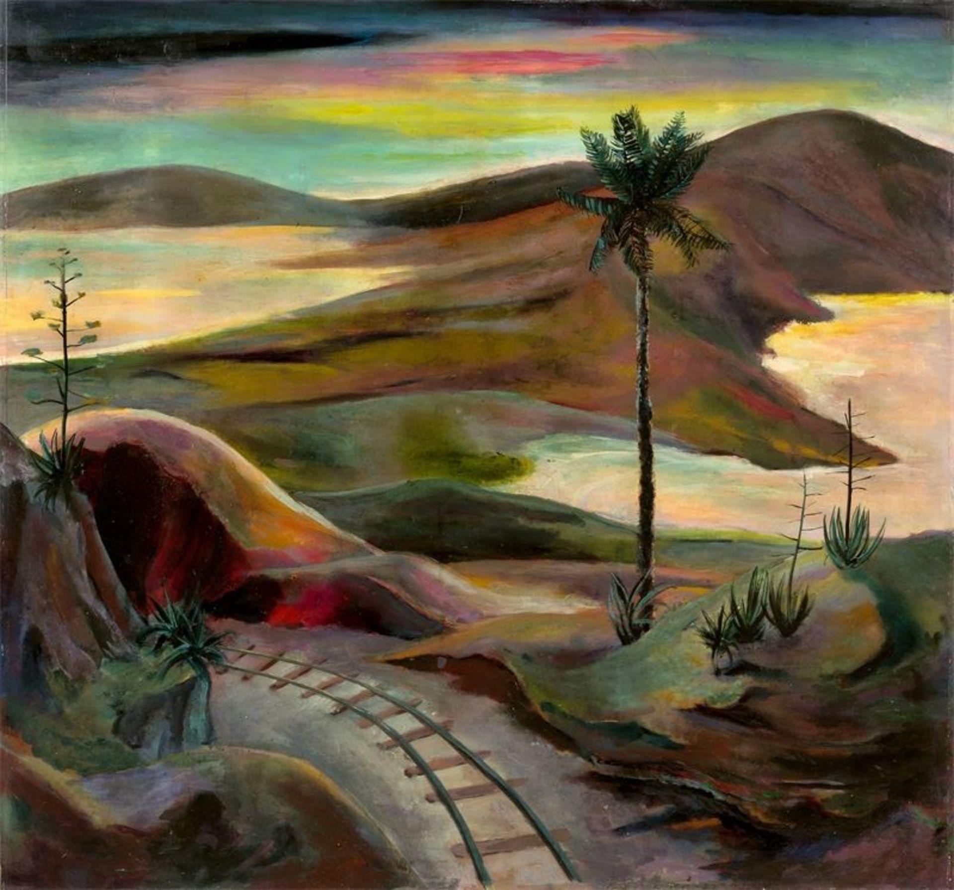Los 206 - Hanns Ludwig Katz (Karlsruhe 1892 – 1940 Johannesburg)