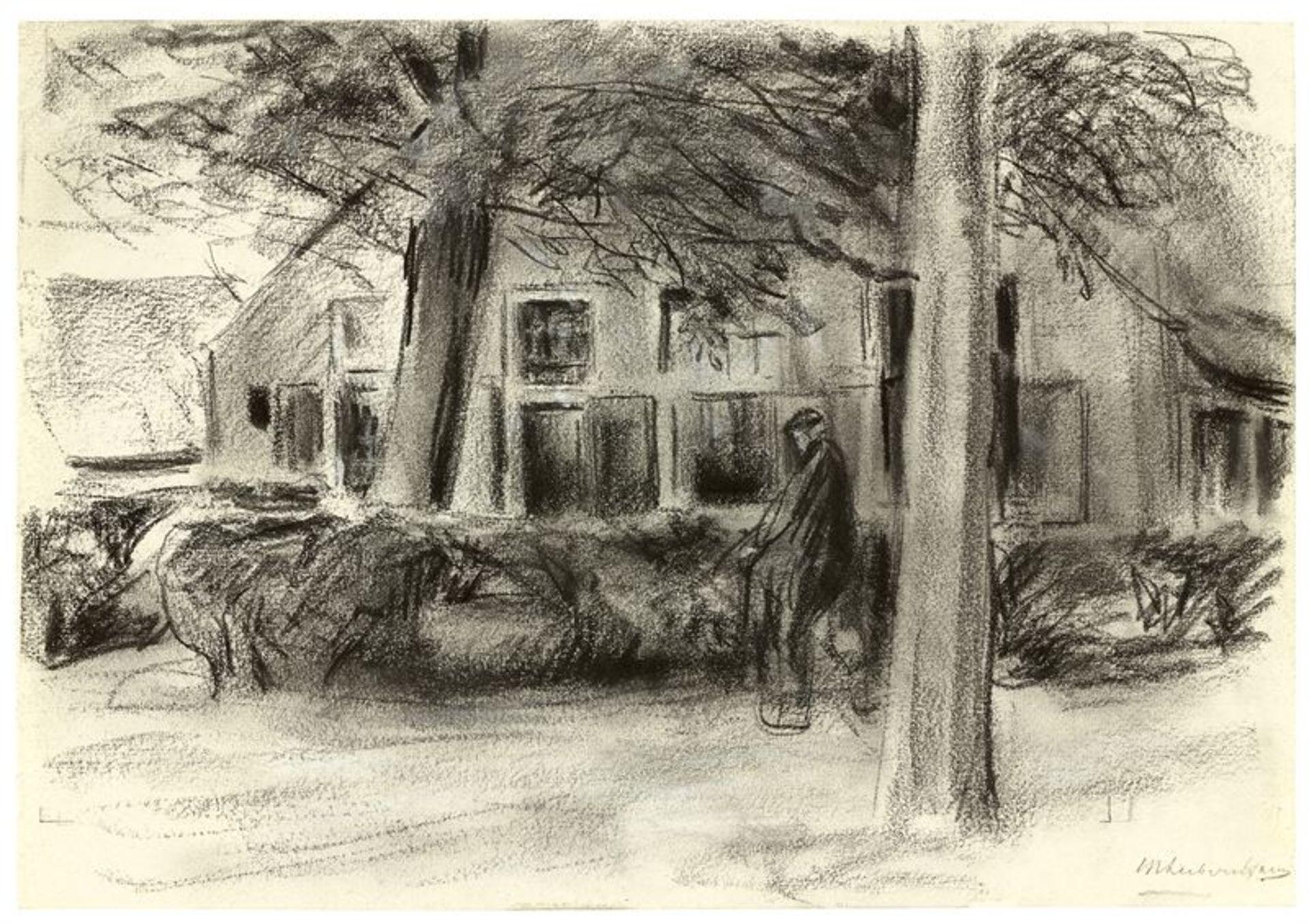 Los 117 - Max Liebermann (1847 – Berlin – 1935)
