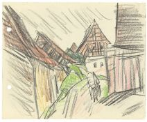 Lyonel Feininger (1871 – New York – 1956)