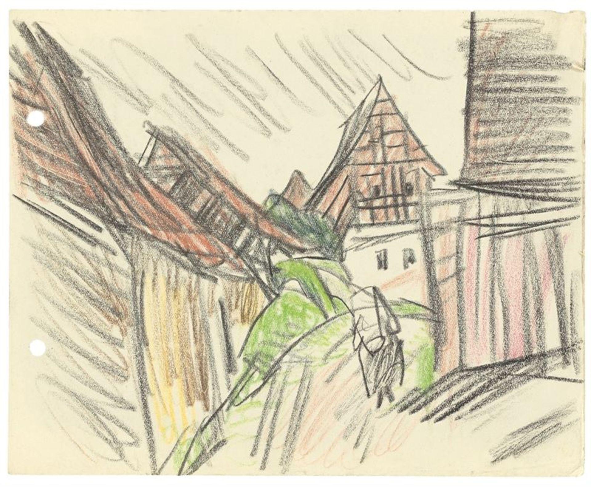 Los 161 - Lyonel Feininger (1871 – New York – 1956)