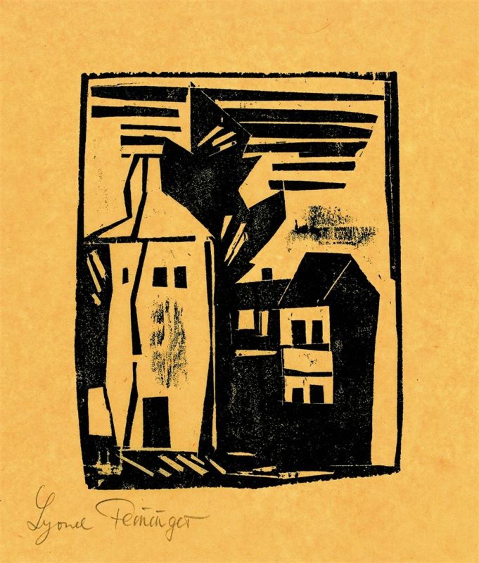 Los 190 - Lyonel Feininger (1871 – New York – 1956)