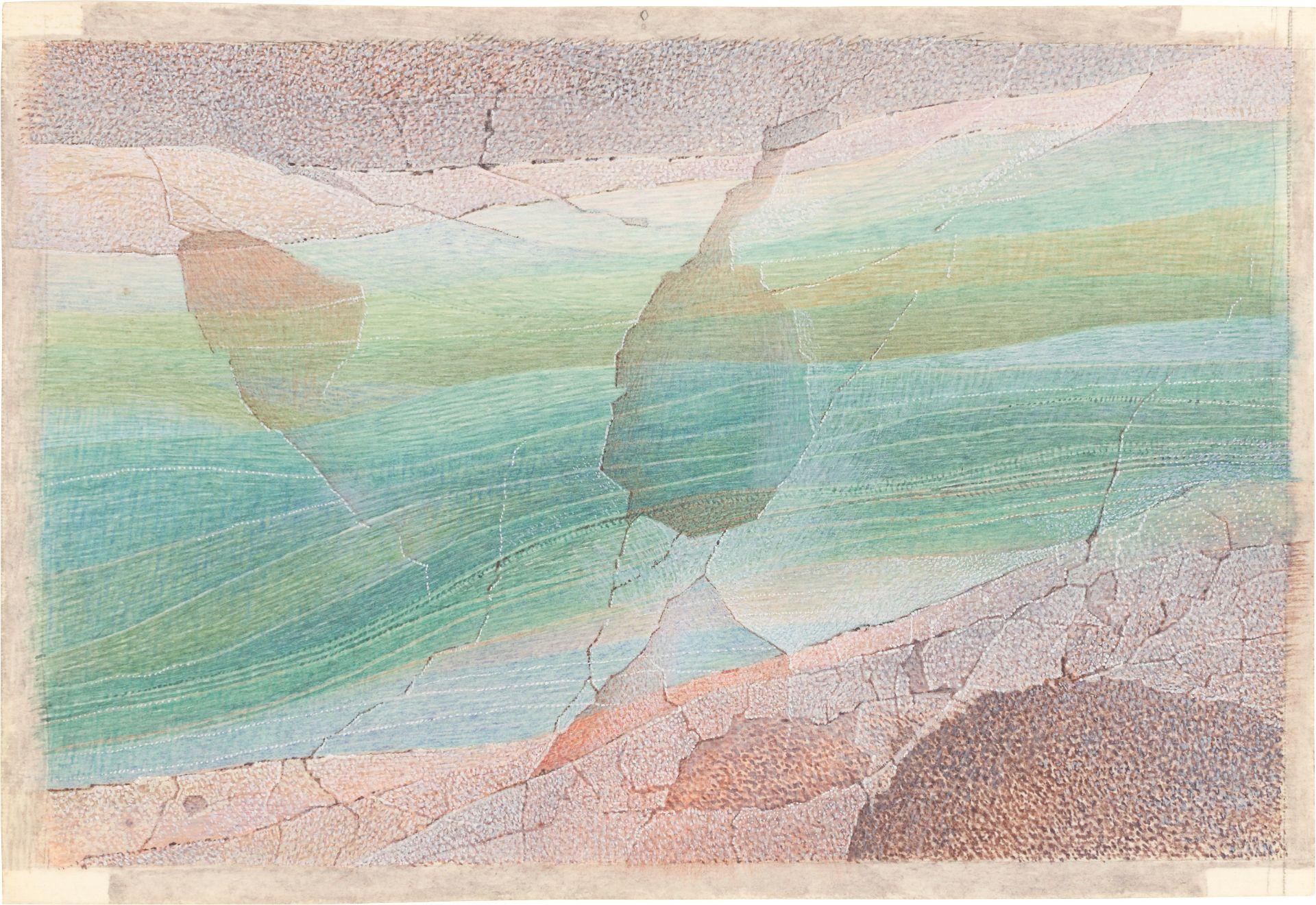 Los 1174 - Siegfried Klapper (Windhoek 1918 – 2012 St. Christol d'Albion)