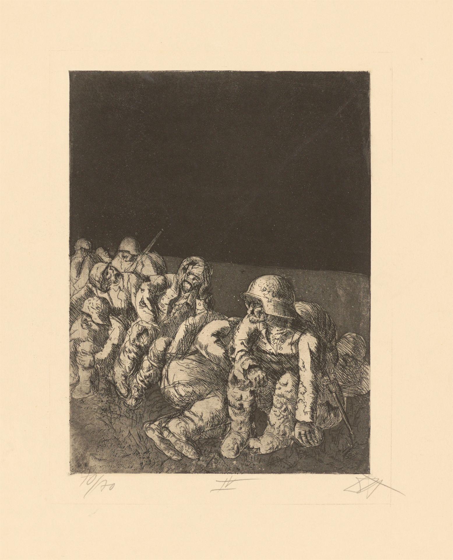 Los 1137 - Otto Dix (Gera-Untermhaus 1891 – 1969 Singen)