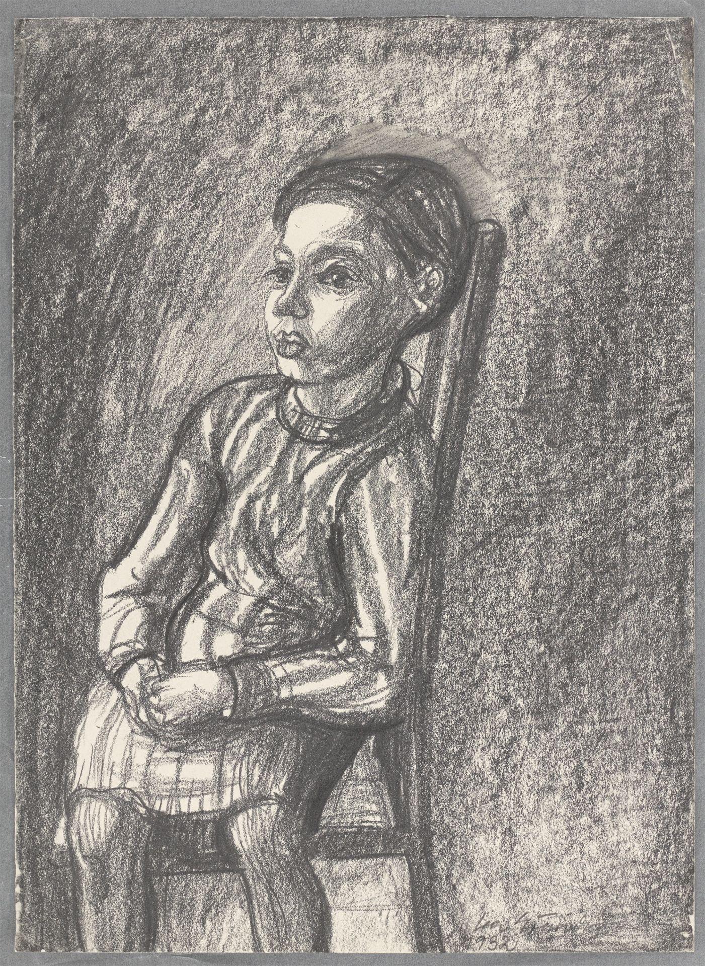 Los 1155 - Lea Grundig (Dresden 1906 – 1977)