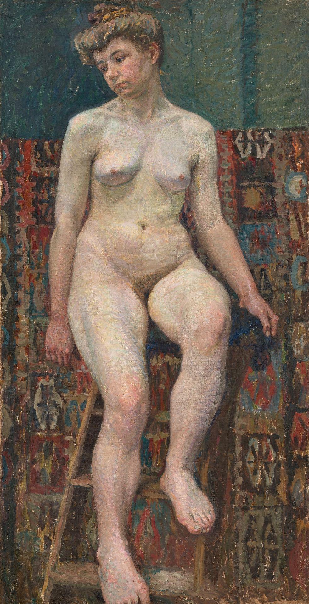 Los 1141 - Ernst Eitner (1867 – Hamburg – 1955)