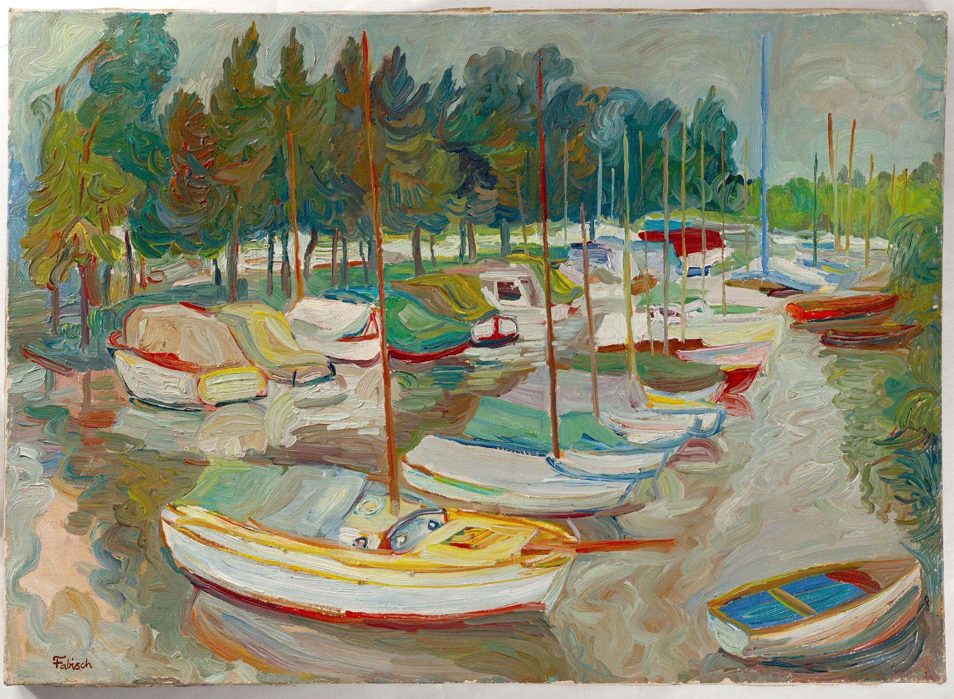 Los 1145 - Pablo Fabisch (Berlin 1903 – 1974 Buenos Aires)