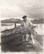 Richard Müller (Tschirnitz/Böhmen 1874 – 1954 Dresden-Loschwitz)
