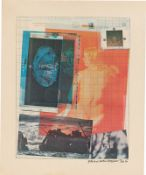 Robert Rauschenberg (Port Arthur/Texas 1925 – 2008 Captiva Island/Florida)