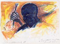 Helmut Middendorf (Dinklage 1953 – lebt in Berlin)