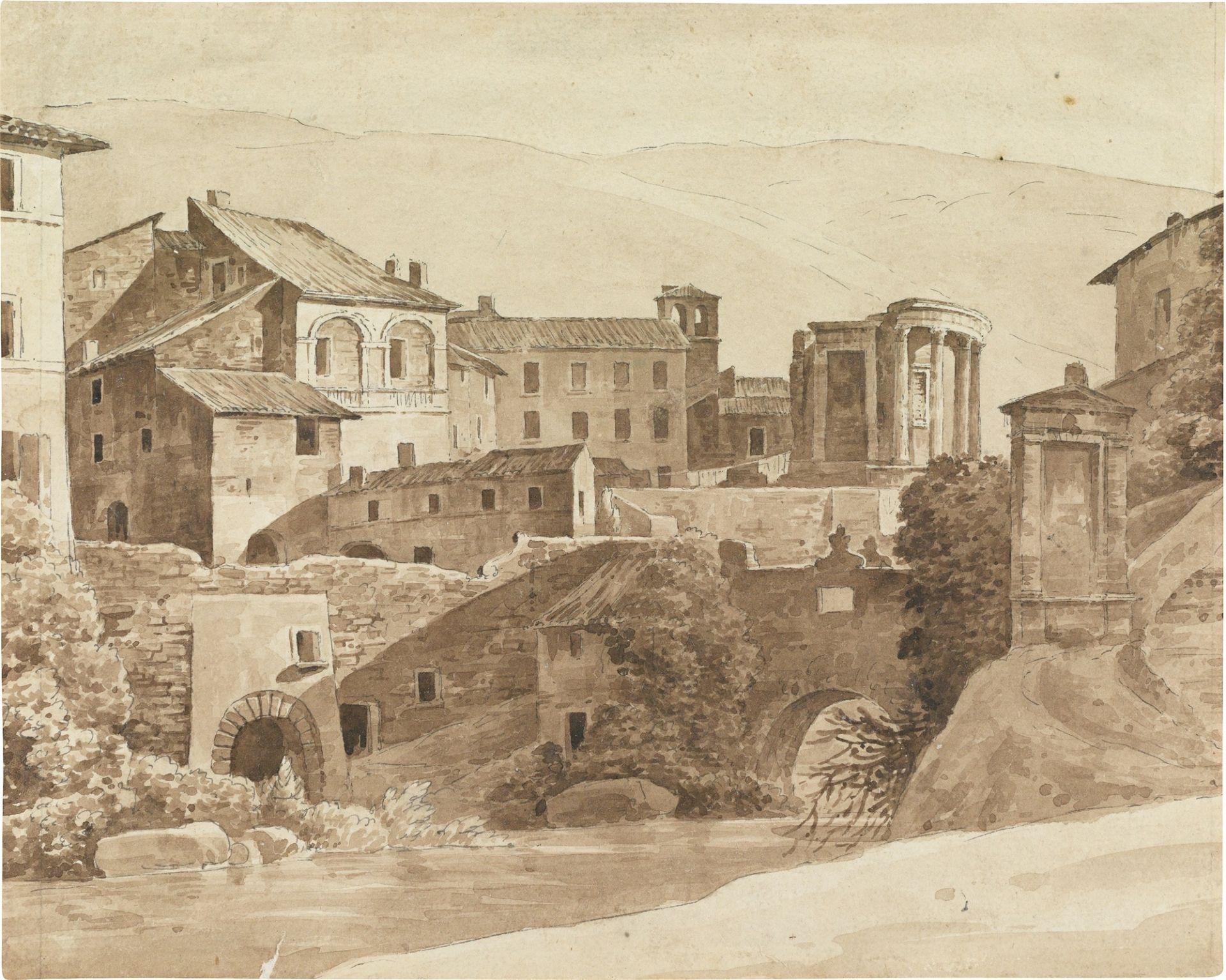 Deutsch, um 1820/30. Tivoli.