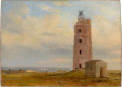 Théodore Gudin. Der Tour des Balaines an der französischen Atlantikküste.