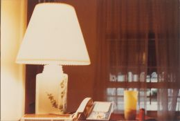 William Eggleston. Interieur. Um 1976